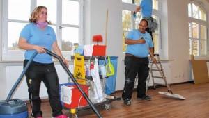 EIB-Mitarbeiter in Aktion