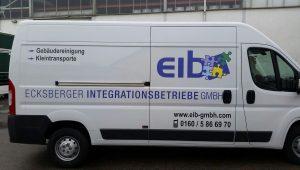 neuer Transporter für EIB