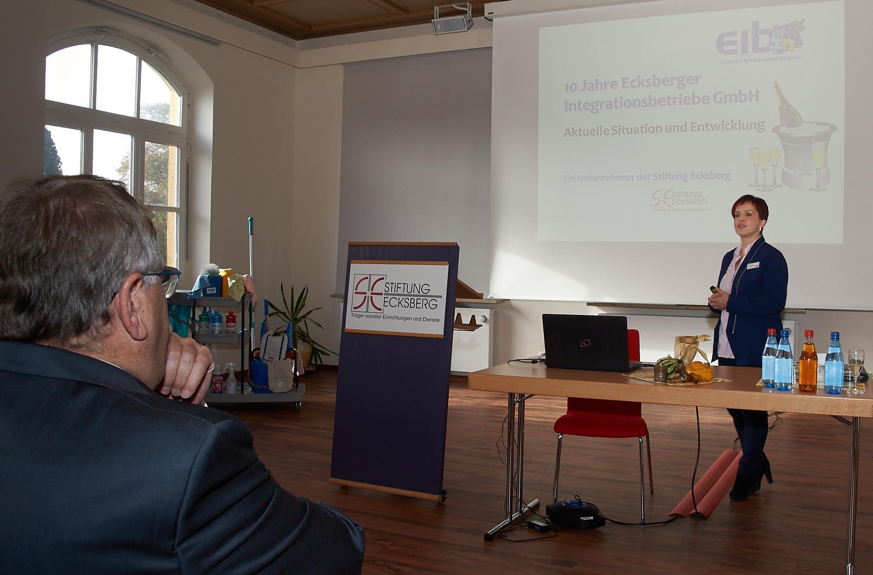 Jubiläumsfeier 10 Jahre EIB 2017 Ehrengäste